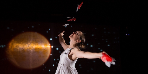 'Blink Flash Duncan': dansa i teatre per a infants al Convent de les Arts